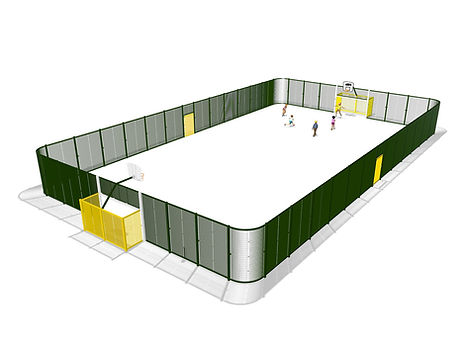 PC-1720 - Multi-use games area