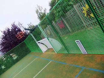 New School Mini Courts range