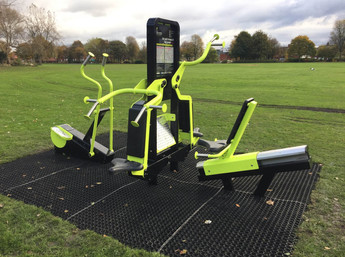 New Multi-gym product is a hit