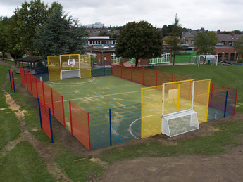 School gets new MUGA