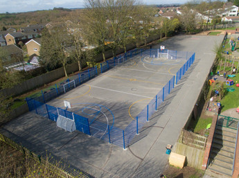 New School MUGA is a hit