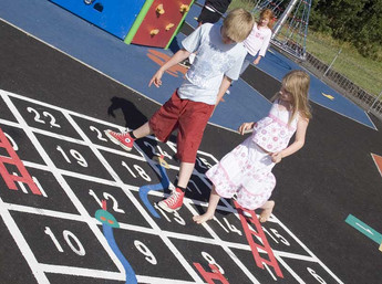 HUGE range of playground markings!