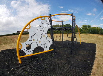 3 new exciting climbing frame designs