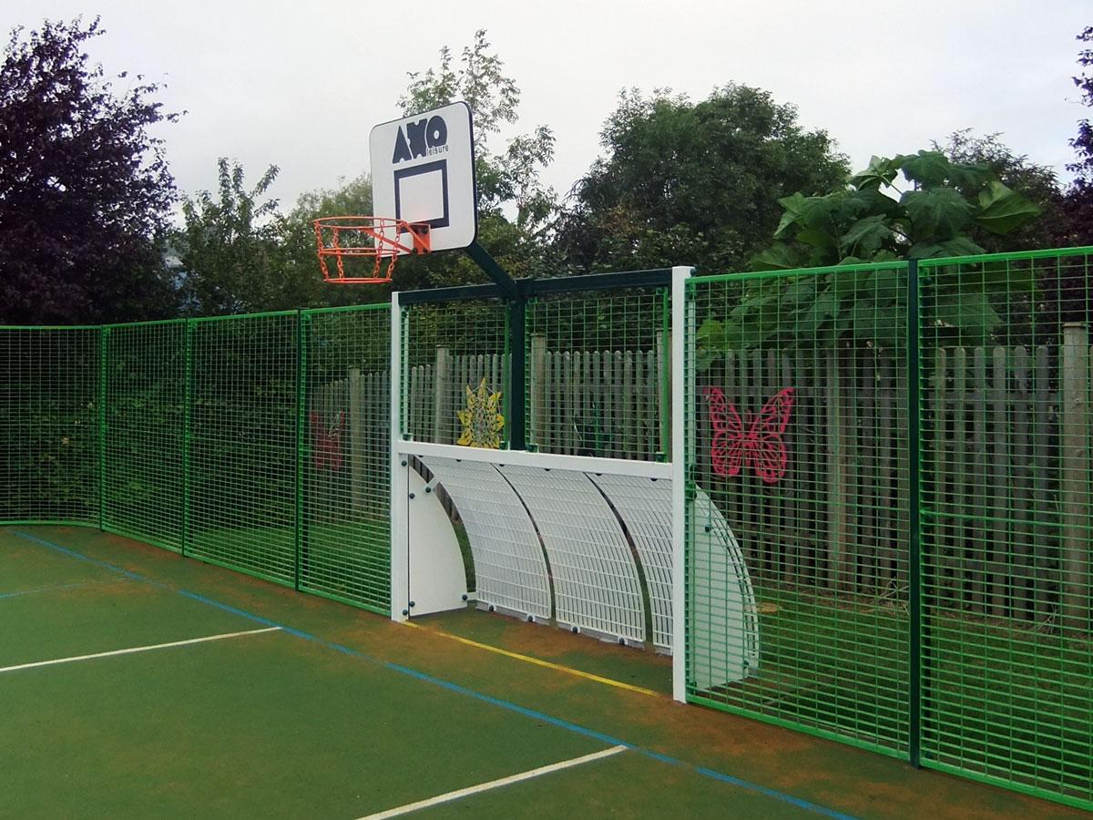 MC-1100 School goal