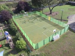 St Werburgh's School Court
