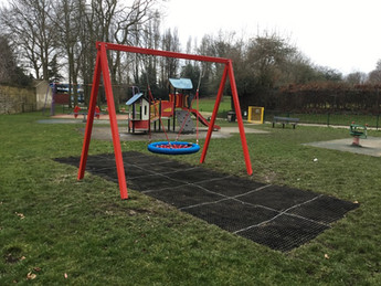 DDA Upgrades to play area