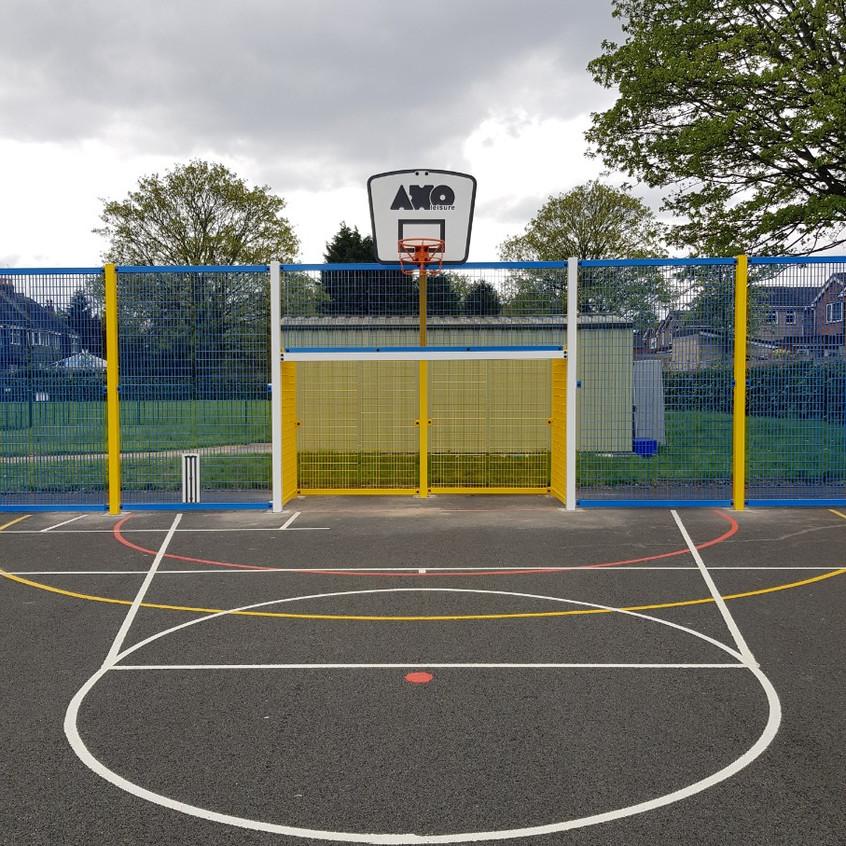 Pro-Court goal ends