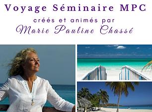 Séminaire de Marie Pauline Chassé