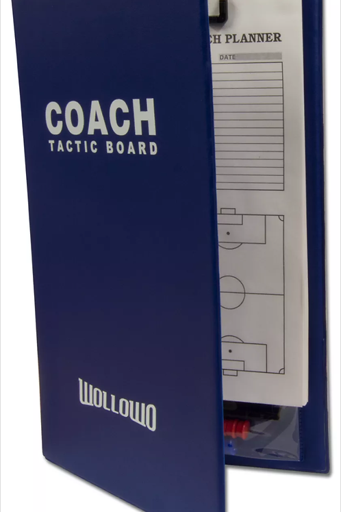 Magnetic Football Coaching Board/ Tactics Folder