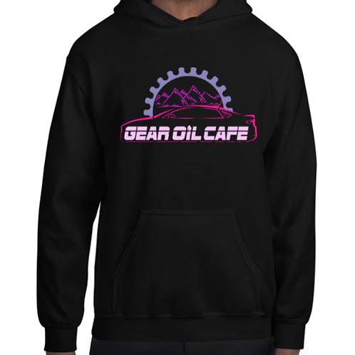 Fusion Mountain - Season 2 - Gear Oil Cafe - Hoodies