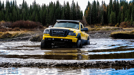McLean Creek, looking for new trails!