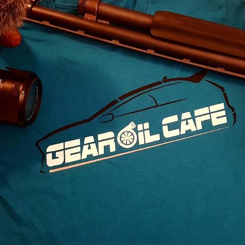 Original Focus - Season 2 - Gear Oil Cafe - T-Shirt