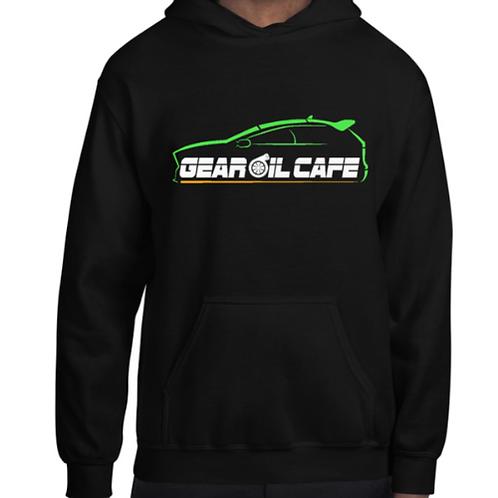 Focus - Season 2 - Gear Oil Cafe - Hoodie
