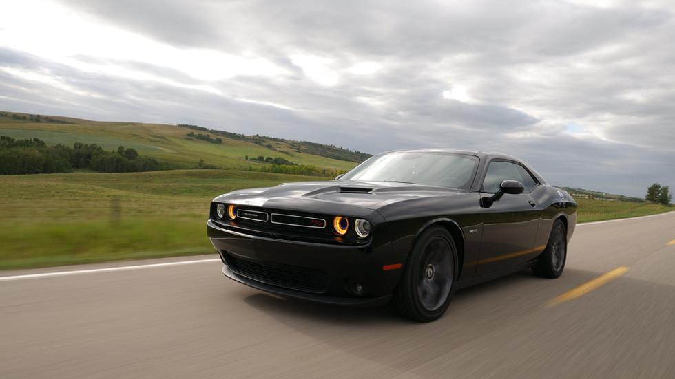 Maverick's Dodge Challenger