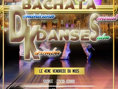Soirée Bachata D K danseS