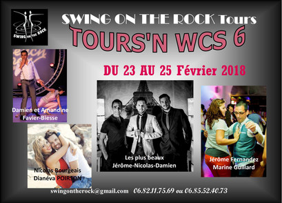 Tours'n WCS 2018