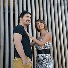 Ben et Sandra cours Bachata Toulouse Purpan Encas-Danse Studio