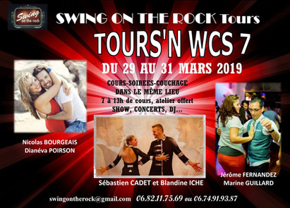Tour'n WCS 2019
