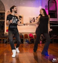 Nicolas Bourgeais & Dianéva Poirson - West Coast Swing