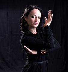 Laetitia Deplano cours Modern Jazz Toulouse Purpan Encas-Danse Studio
