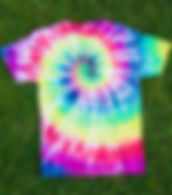 Tye dye from Stevie Blatz Entertainment is perfect for fundraisers, colleges, parties and camps