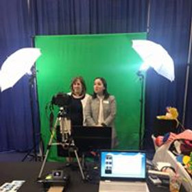 2hr Green Screen Photo Booth