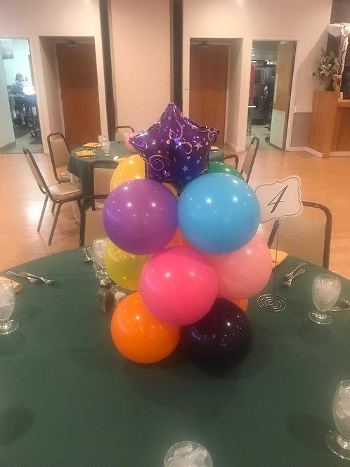 Small Balloon Centerpiece