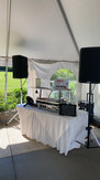 wedding dj tent setup west virginia.JPG