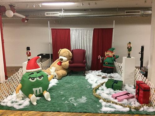 Santa Set w/Santa Costume