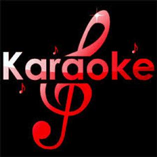 Saturday Night Bar Karaoke