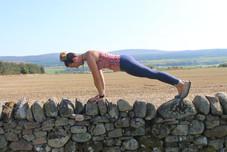 Planks anywhere