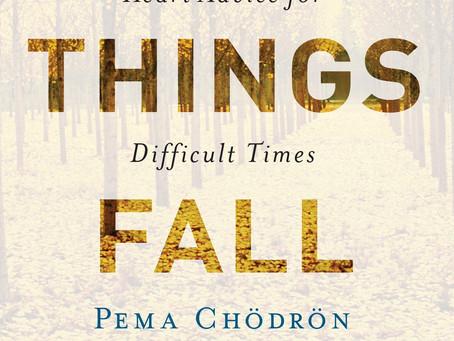When Things Fall Apart: Tibetan Buddhist Nun Pema Chodron on Transformation Through Difficult Times.