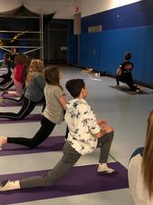 Yoga in the schools