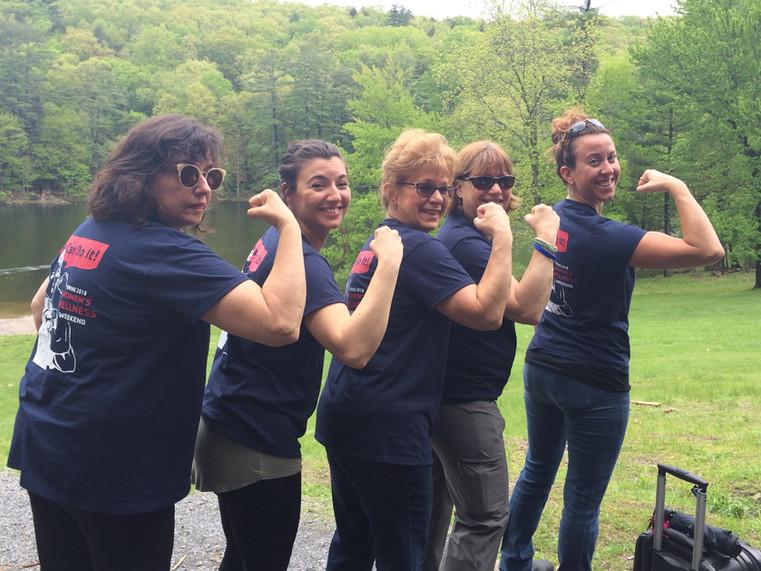 YMCA Womens Wellness Weekend