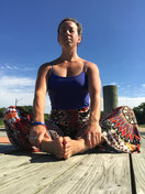 Yoga by the bay