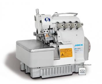 6 - OVERLOQUE JACK 4 FIOS 804D DIRECT DR
