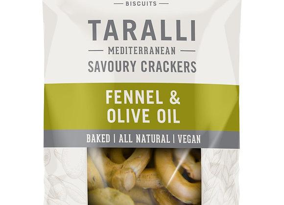 TARALLI - Fennel & Olive Oil (250g)