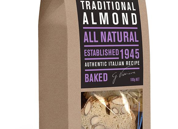 Almond Bread - Classic (100gr)