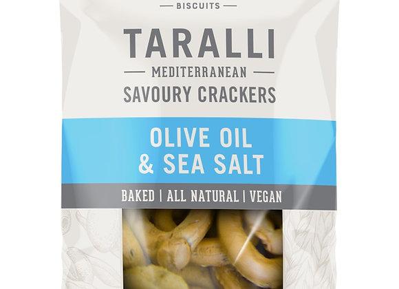 TARALLI -  Olive Oil & Sea Salt  (250g)
