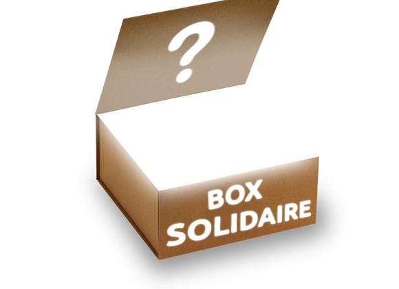 """Box """"Solidaire"""""""
