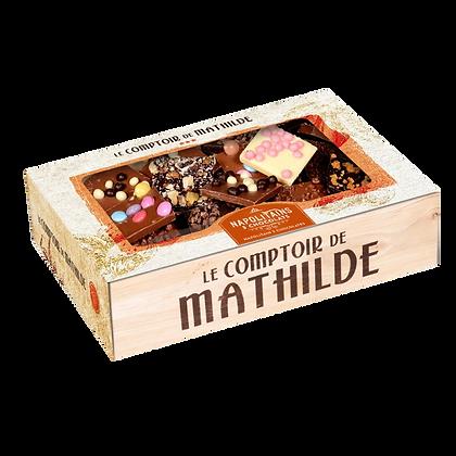 Coffret Napolitains 3 chocolats