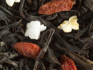 Nouveau thé granola d'hiver