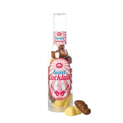 Bouteille oursons 3 choco