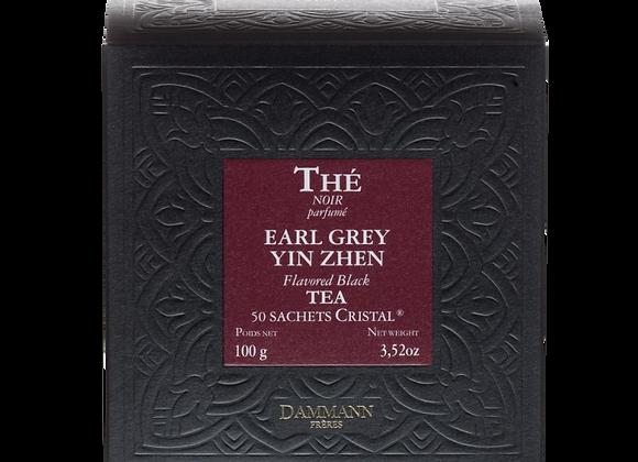 Earl grey yin zhen
