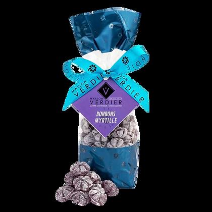 Bonbons myrtille