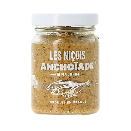 Papi Jeannot's Anchovy dip