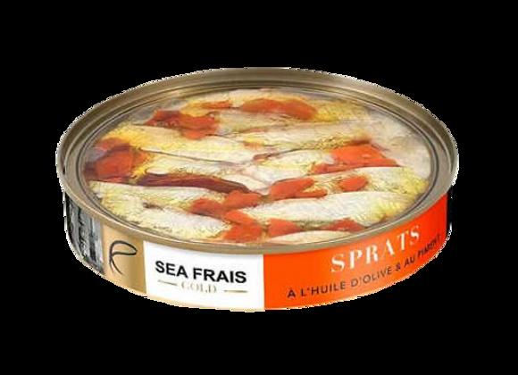 Sprats au piment