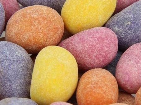 Givrés caramel assortis