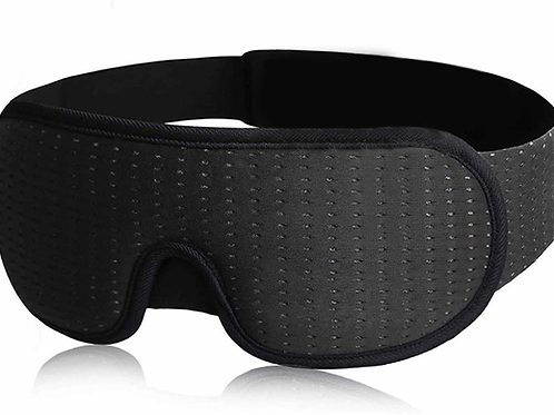 3 D Sleep Eye Mask with Breathable Mesh