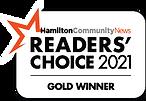 Readers Choice 2021 Best Dentist in Hamilton Spinel Dental Clinic Hamilton Mountain_edited